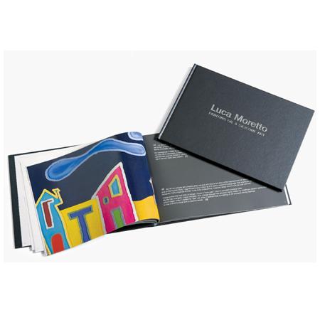 Immagine catalogo generale cliente: Luca Moretto, ideazione globale catalogo e immagine coordinata AD Holbein & Partners SRL Treviso