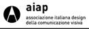 Immagine: AIAP, associazione italiana design della comunicazione visiva