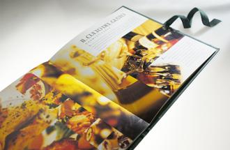 Immagine: company profile Hotel Ladinia. Progetto monografico curato dall'Agenzia Pubblicitaria e di comunicazione web 2.0 Holbein & Partners SRL - Trentino alto adige.