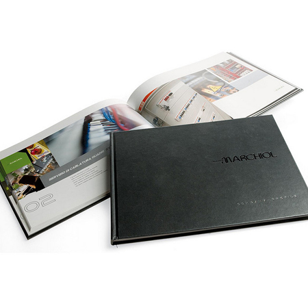 Immagine Company Profile Marchiol. Progetto monografico curato dall'Agenzia Pubblicitaria e di comunicazione web 2.0 Holbein & Partners SRL di Villorba Treviso.