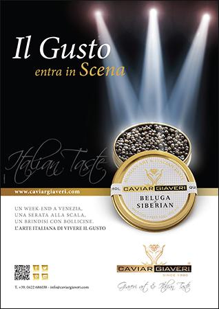 Campagna 2015 Caviar Giaveri