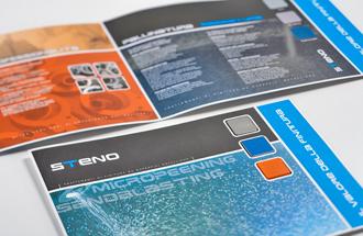 Realizzazione grafica depliant, brochure
