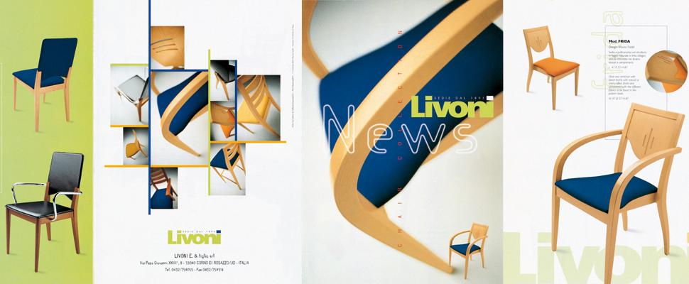 Immagine di un impaginato Livoni