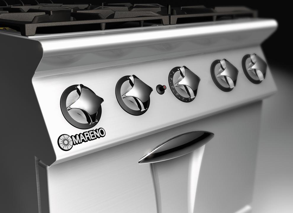 Immagine: Cucina Mareno ALI rendering. Rendeing per catalogo cucine, agenzia pubblicitaria  vicino padova holbein & Partners.