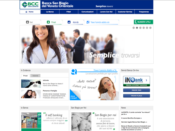 Web agency specializzata nella realizzazioni di siti web a Treviso