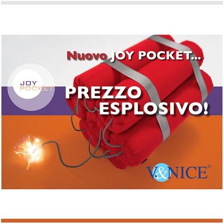 Immagine promozionale V&Nice by  Studio grafico pubblicitario, agenzia di comunicazione Holbein & Partners / TV