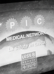 Video PIC: Portabilità Individuale Clinica dell'ULSS8 realizzato e curato dall'Agenzia di Comunicazione Holbein & Partners s.r.l. Treviso. Video ULSS 8 Asolo Medical Network – WSA Jury Distinctions Award 2007.