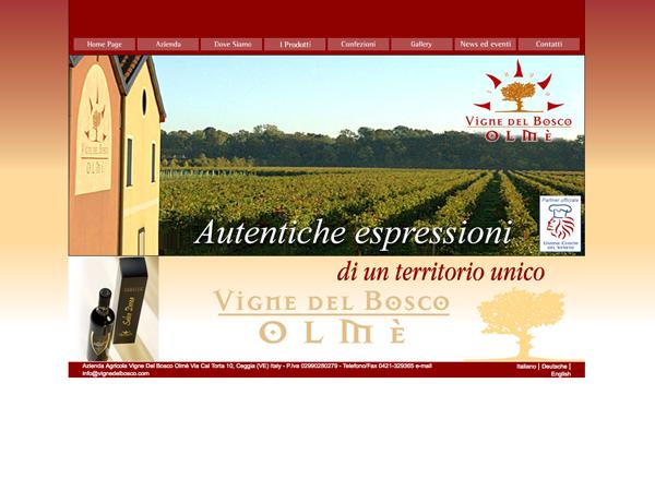 Progettazione siti web a Treviso