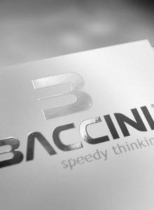 IImmagine dell'ideazione cataloghi prodotti aziendali Baccini. Made H&P