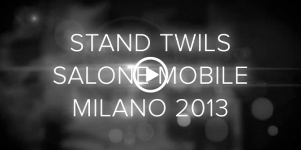 Immagine frame del video Stand Twils Salone Mobile Milano 2013