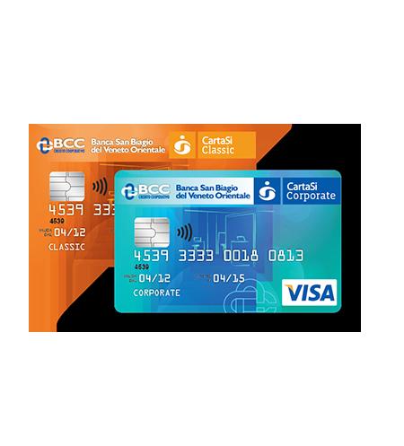 carte di credito San Biagio