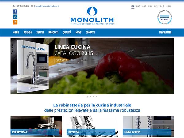 Sito monolithsrl.com