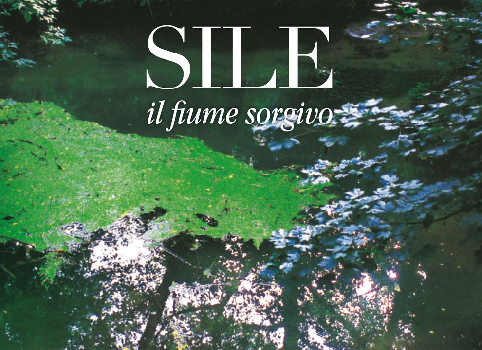 """Ente Parco Naturale Regionale del Fiume Sile (Treviso), immagine di copertina del libro """"Sile il fiume sorgivo"""" fotografico firmato da Fulvio Roiter."""