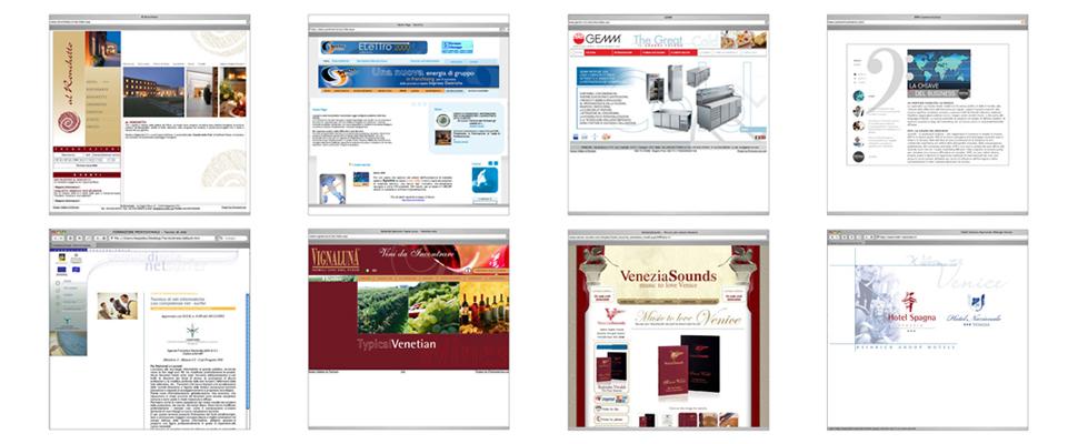 Realizzazione di siti web, campagne online, social media marketing a Treviso presso la Web Agency Holbein &Partners.