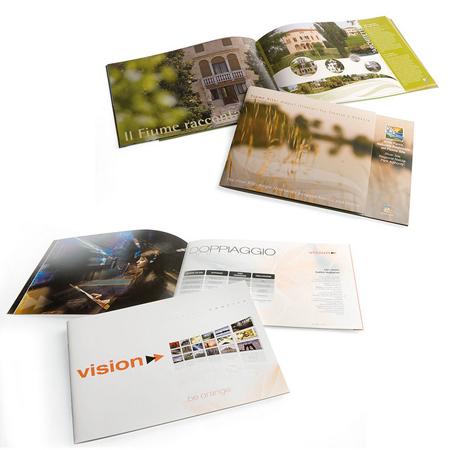 Immagine Company Profile Parco del Sile / Vision. Progetti monografici curati dall'Agenzia Pubblicitaria e di comunicazione web 2.0 Holbein & Partners SRL di Villorba Treviso.