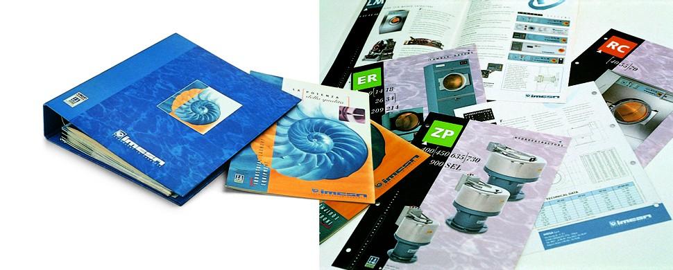 Foto Cataloghi Imesa. Realizzazione render e modellazione per cataloghi. Agenzia realizzazione cataloghi per prodotto, brochure e depliant a Treviso.