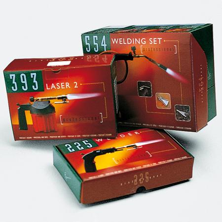 immagine packaging idealgas. Agenzia pubblicitaria di Treviso specializzata in graphic design per packaging