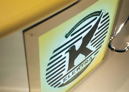 Immagine di design di prodotto Elektr. Agenzia grafica e studio Pubblicitario H&P di Venezia