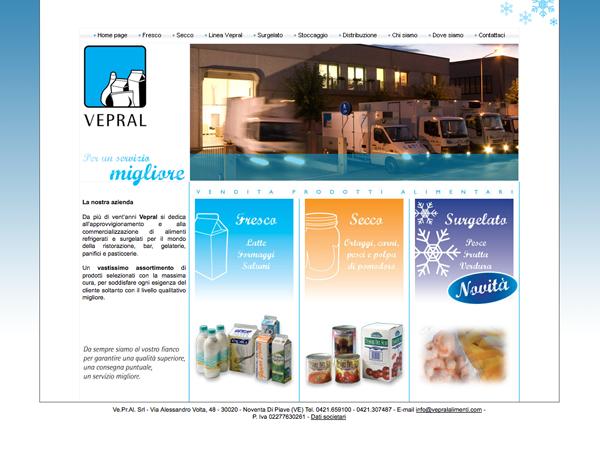 Realizzazione agenzia di comunicazione e web marketing  a Treviso H&P