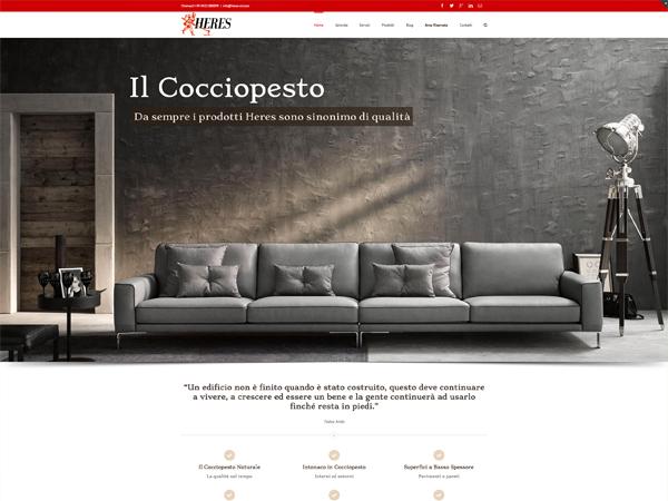 heres italia sito web