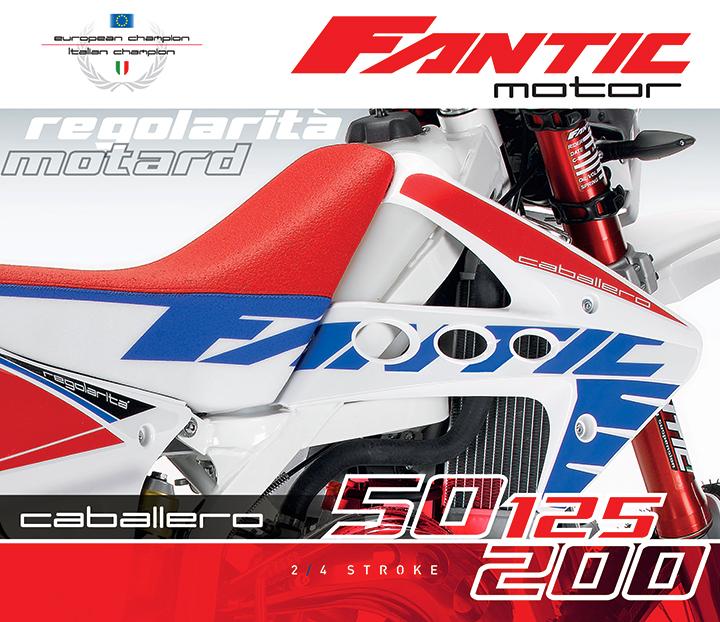 Catalogo Fantic 2014