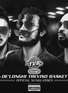 Campagna per Ottica Capello di Treviso Basket